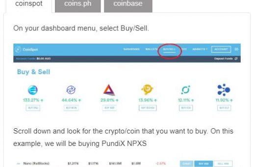 how to buy crypto using
