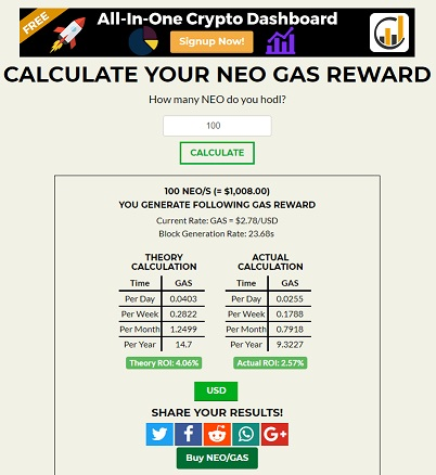 Neo To Gas