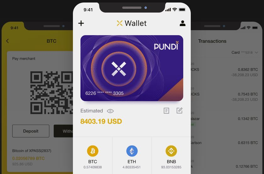 XWallet The Wallet That Pays — Pinoy Crypto - Crypto Income